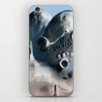 broken iPhone & iPod Skins featuring Broken by Giray Ötken