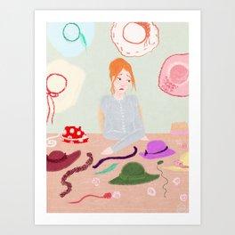 Sophie Hatter Art Print