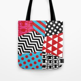 pattern bonanza Tote Bag
