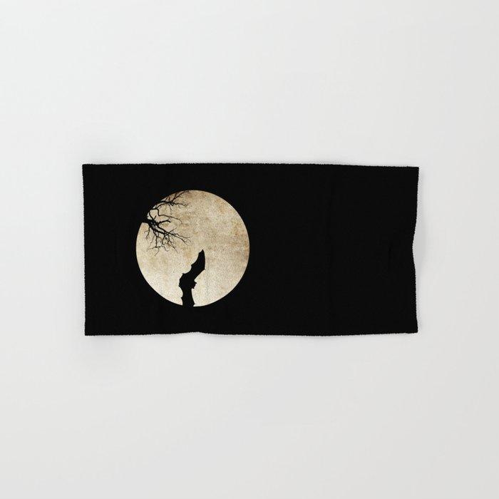Bat night Hand & Bath Towel