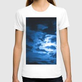 Troon moon T-shirt