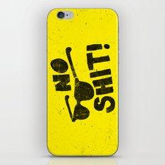 No Shit Shades! iPhone & iPod Skin