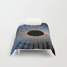 black hole sun Comforters
