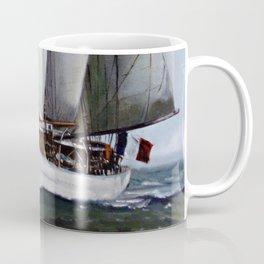 La Belle Poule Coffee Mug