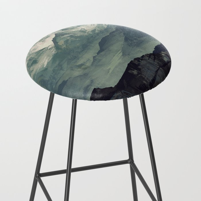 Mountain Fog Bar Stool
