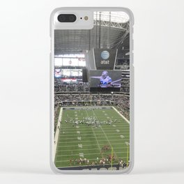 Cowboys Stadium Clear iPhone Case