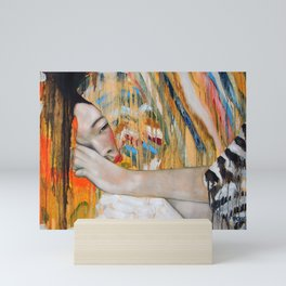 Chrysalis Mini Art Print