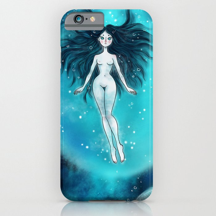 Blue Ocean iPhone Case