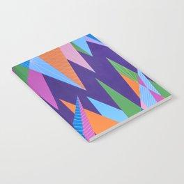 Crystal Stalagmites Notebook