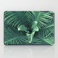 fern iPad Cases featuring Fern by ravynka