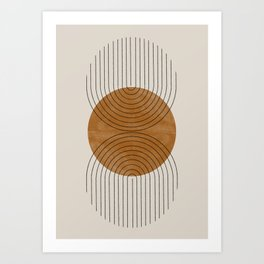 Perfect Touch Art Print