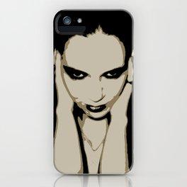 Juxtapose XIV iPhone Case