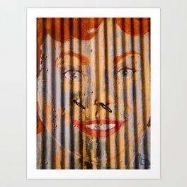 Shiner Art Print