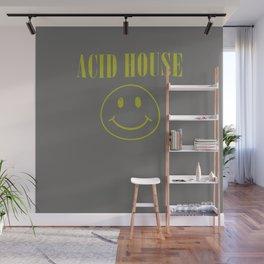 ACID HOUSE Wall Mural