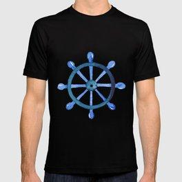 Navigating the seas T-shirt