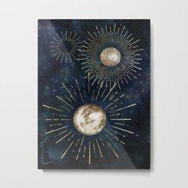 Celestial Inspiration II Metal Print