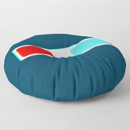 3-D Glasses Floor Pillow