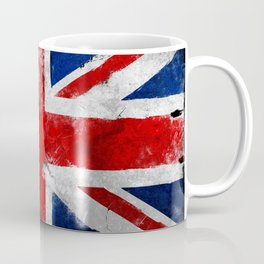 Vintage England flag Coffee Mug
