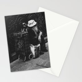 PHOTOGRAPHY  - Waiting for Godot Stationery Cards