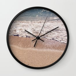 Ocean Layers Wall Clock