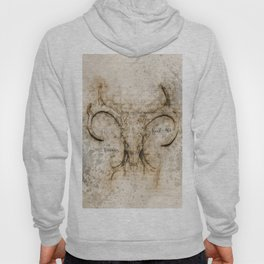 Skulled Oddity Hoody