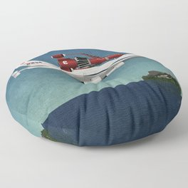 Thunderbird Carrier Floor Pillow