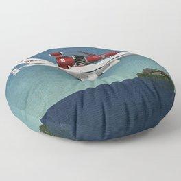 Thunderbird Carrier Floor Pillow