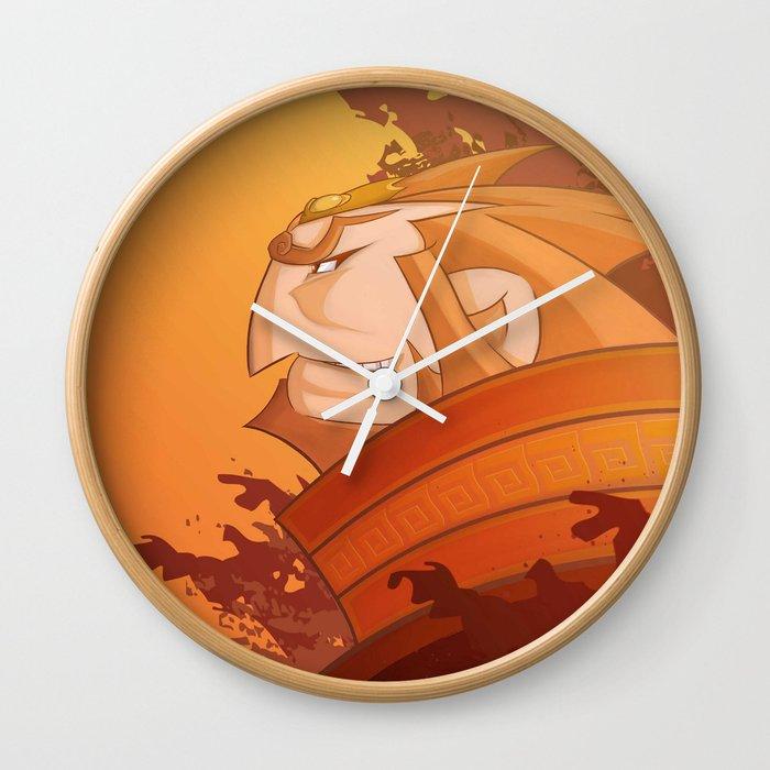 Ganondorf Wind Waker Wall Clock By Sergiruiz