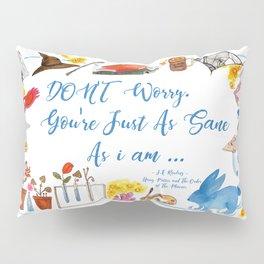 Luna's Quote Pillow Sham