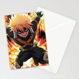 Katsuki Bakugo | My Hero Academia Stationery Cards