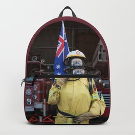Fire Fighter Backpack