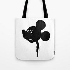 Mickey is Dead No.3 Tote Bag