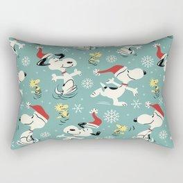 snoopy art print Rectangular Pillow