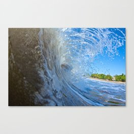 The Tube Collection p1 Canvas Print