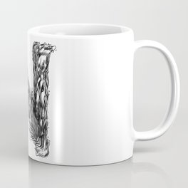 The Illustrated N Coffee Mug