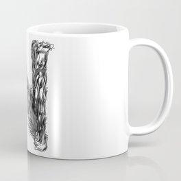 The Illustrated N Coffee Mug