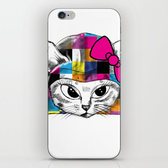 Darth Kitty iPhone & iPod Skin