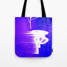 WAITING FOR THE STARS Tote Bag