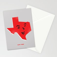 Happy Texas Stationery Cards