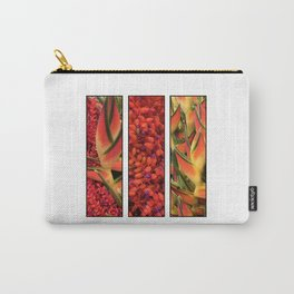 Hawai'ian Florals No.1 Carry-All Pouch
