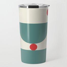 Red Dot Bowls Travel Mug