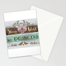 My Princess Stationery Cards