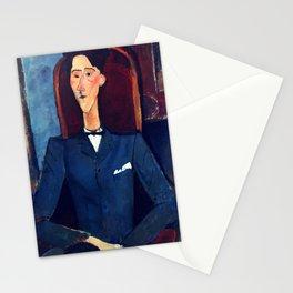 "Amedeo Modigliani ""Jean Cocteau"" Stationery Cards"