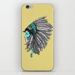 Warrior 4 - Alternative colorway iPhone Skin