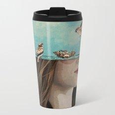 bathers Metal Travel Mug