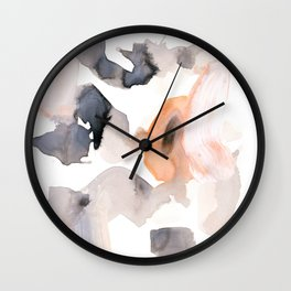 hang loose III Wall Clock