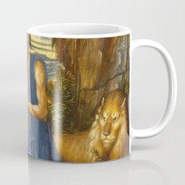 Saint Jerome in the Wilderness by Albrecht Dürer Coffee Mug