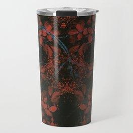 Turning Crimson Travel Mug