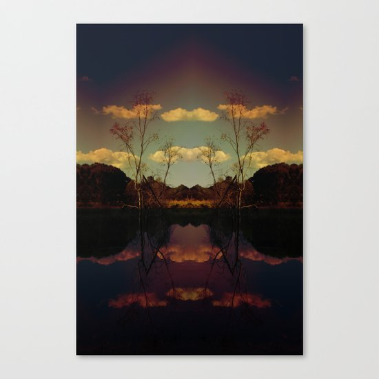 The Way In Canvas Print