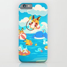 Splash Attack iPhone 6s Slim Case